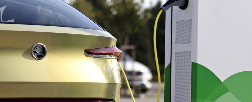 Škoda Auto, Škoenergo, Evision, elektromobil, nabíjecí stanice