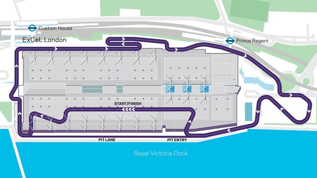Londýn Formule E