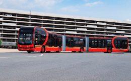 BYD elektrobus,