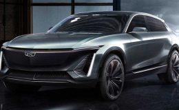 elektromobil, elektrické auto, Cadillac, General Motors