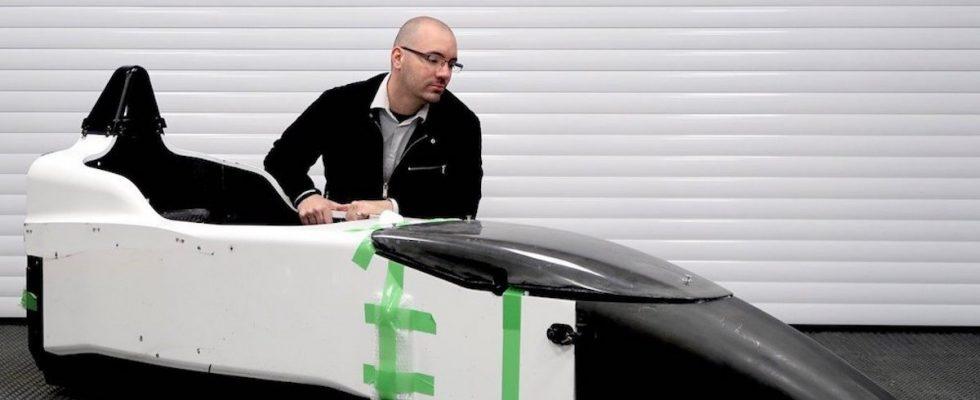 Závodní série, formule E, elektrický pohon, formulová série