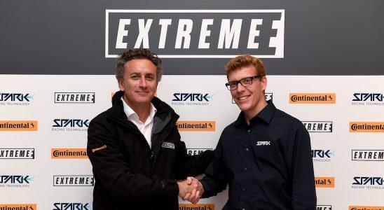 Extreme E, Spark, Agag