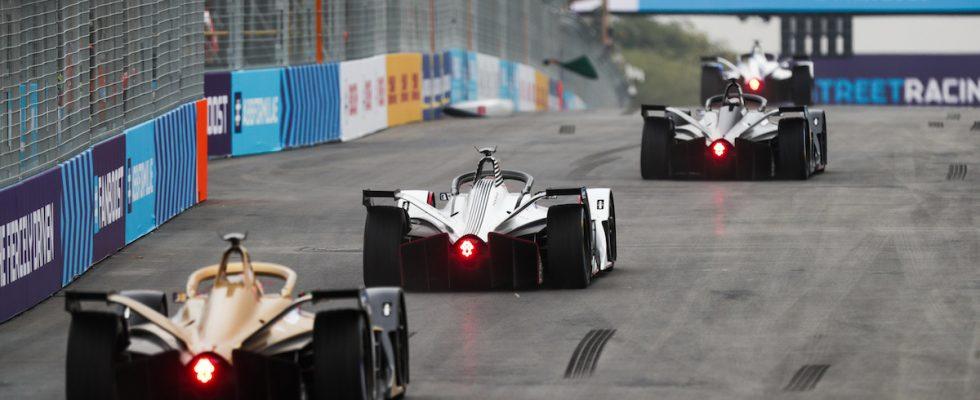 Formule E, Rijád, sezona 2018/19, noční závod formule E