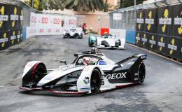 Formule E - Rijád ePrix