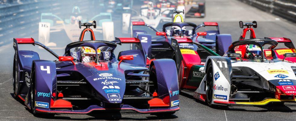 Formule E, Monako ePrix