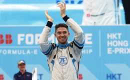 HONG KONG STREET CIRCUIT, HONG KONG - MARCH 10: Edoardo Mortara (CHE) Venturi Formula E, HongKong E-prix