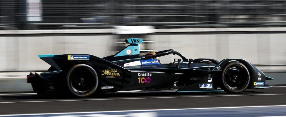 HWA Racelab, Mercedes, formule E, Mexiko ePrix, formula E