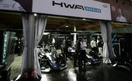 Formule E, HWA Racelab, Mercedes EQ