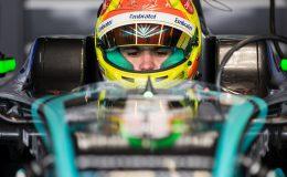 Formule E, Marrákeš, Testy nováčků, Marrakesh, Morocco. Pietro Fittipaldi (BRA) Panasonic Jaguar Racing,