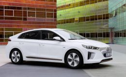 Hyundai electric, Ioniq