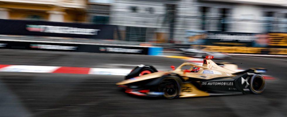 Jean Eric Vergne, Monako ePrix, Formule E