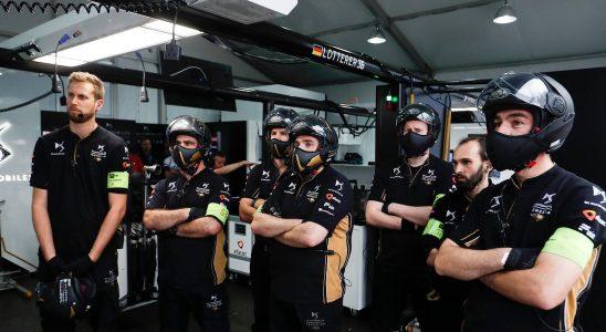Lotterer, Formule E, Hongkong ePrix, DS Techeetah