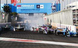 Formule E 2017/18, Marrákeš ePrix