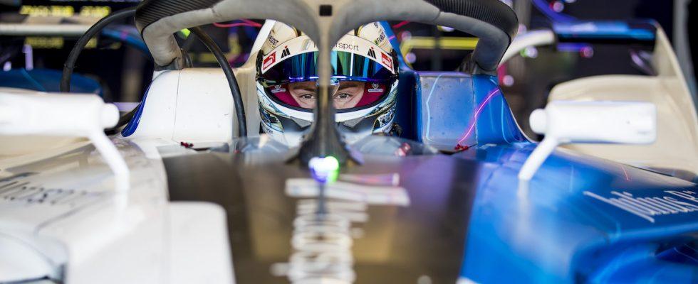 Marco Wittmann, BMW I Andretti Motorsports, BMW iFE.18, formule E