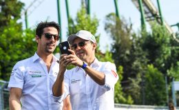 Massa, di Grassi, Formule E, Platy jezdců FE, eformule
