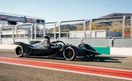 Mercedes formule E