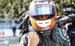 Mitch Evans, Řím ePrix, formule E