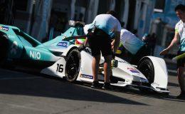Formule E, Nabíjení