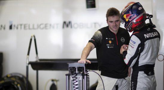 Nissan, Oliver Rowland, Sebastien Buemi
