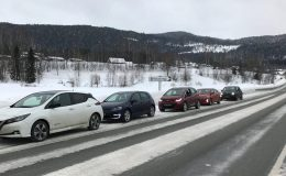 Elektromobil Norsko, EV, prodeje elektromobilů