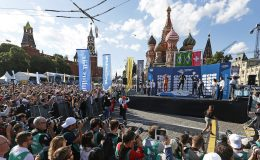 Rusko, formule E, eformule, Moskva, ePrix