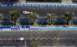 FIA Formule E, Santiago ePrix, Chile