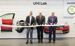 UNI.Lab, Technická univerzita Liberec, Škoda Auto