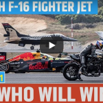 VIDEO: Nerovný souboj na letišti